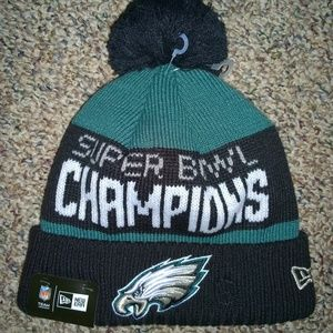 Eagles 'Super Bowl Champions' Winter Hat / Beanie